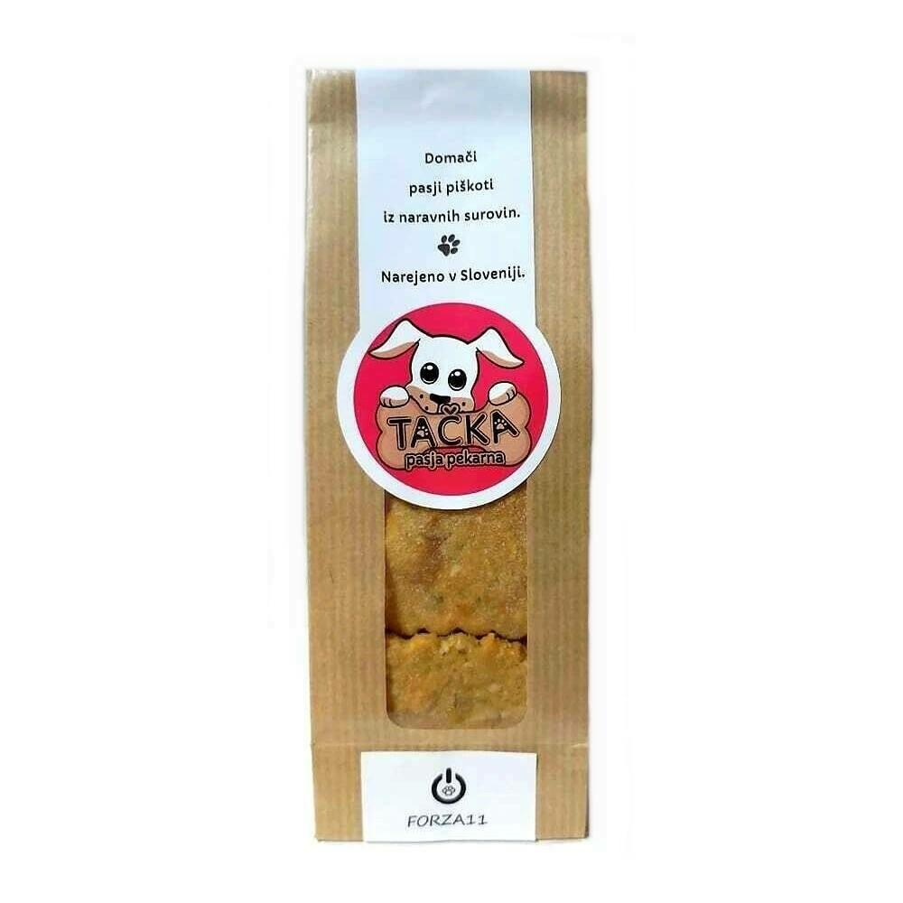 Naročilo pasjih piškotov iz pasje pekarne